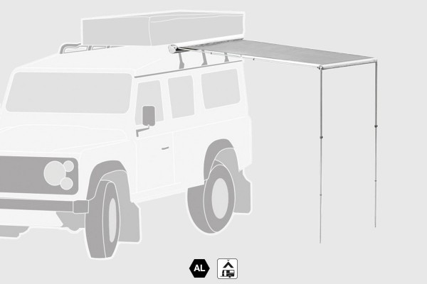 Rolling top Air-Camping/Overland