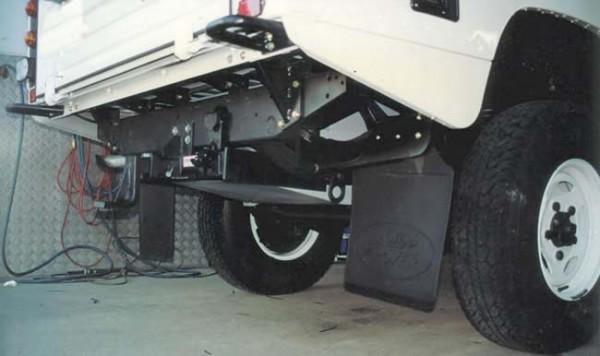 Ersatztank Rover Defender 110/130 92-97 TR40 120l