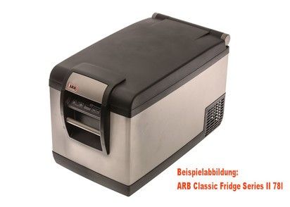 ARB Classic Series II Kühlbox, 78 l, 12-V/24-V/220-V