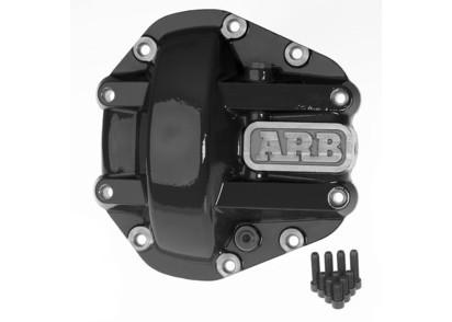 ARB Differentialschutz DANA 60 + LR Salisbury, schwarz