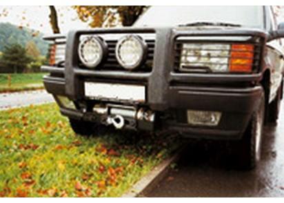 Windenanbausatz Range Rover II Bj 95-02
