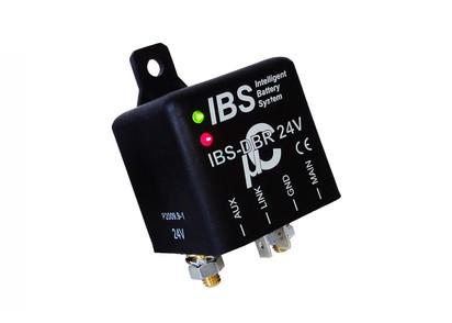 IBS Doppelbatteriesystem IBS-DBR 24V