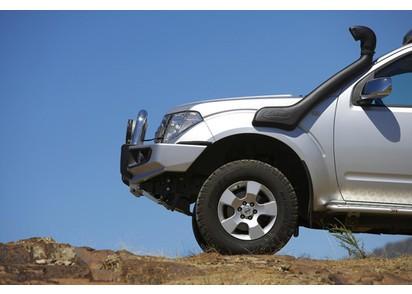 Safari-Snorkel R-SPEC Nissan D40 10- Pathfinder R51 10->, SS5010r, nur 2.5 l