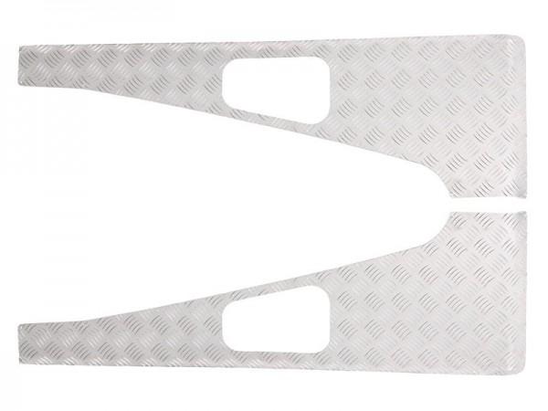 LAND ROVER DEFENDER 90 & 110 (1983-2016) KOTFLÜGELSCHUTZ