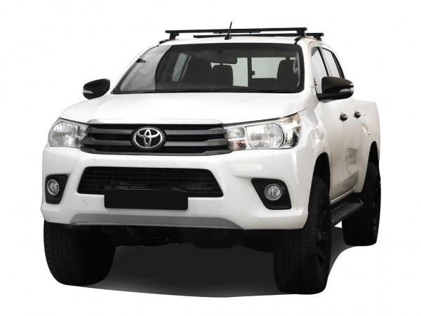 Toyota Hilux Revo DC (2016-Current) Load Bar Kit / Track AND Feet