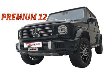 Seilwinden Set Mercedes G463A ab 2018, inkl WARN ZEON 12