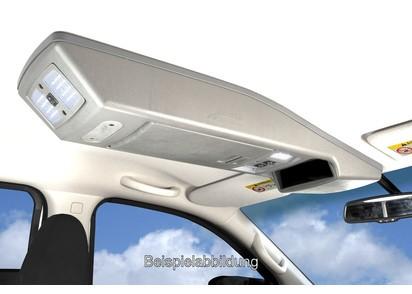 Dachkonsole Ford Ranger MK2 ab 15, ExtraCab, grau