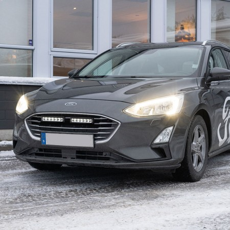 Ford FOCUS 2019+ XPL LO-PRO Lightbar Kit Vision-X